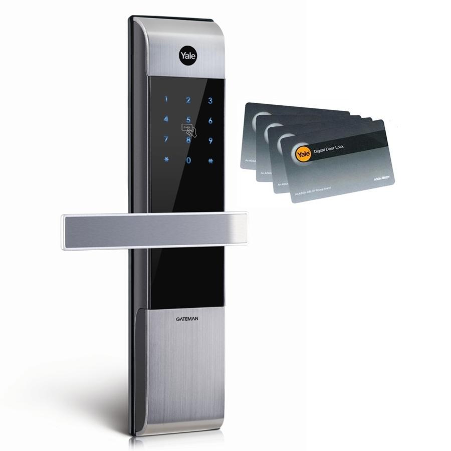 Sustavi zaključavanja na kartice, otisak, smartphone