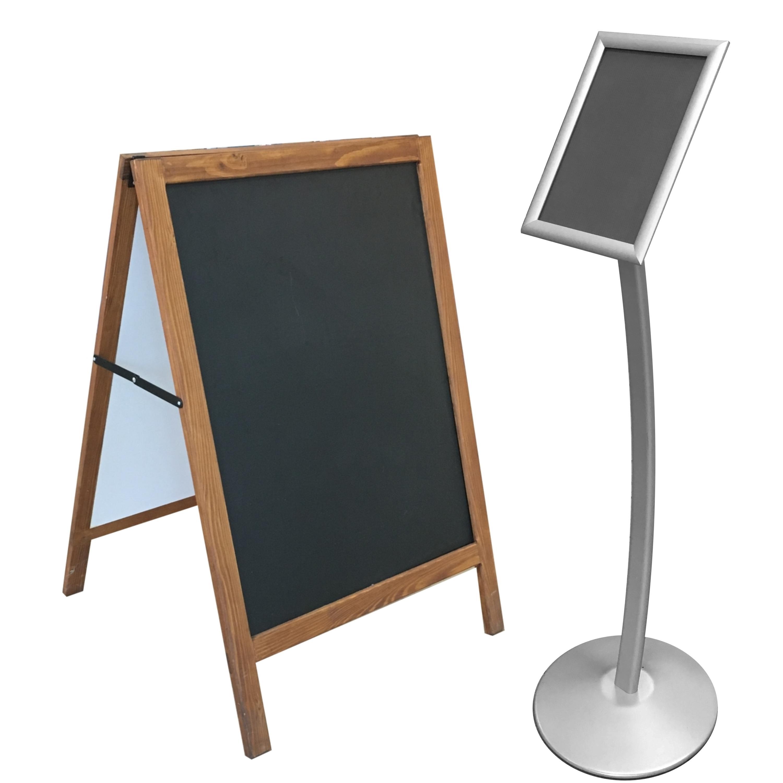 Panoi, stalci za menu, reklamni stalci